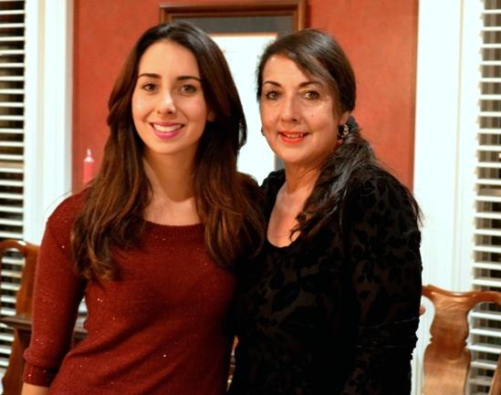 Rachel and Helena